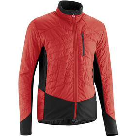 Gonso Skraper Primaloft Thermo Jacke Herren high risk red